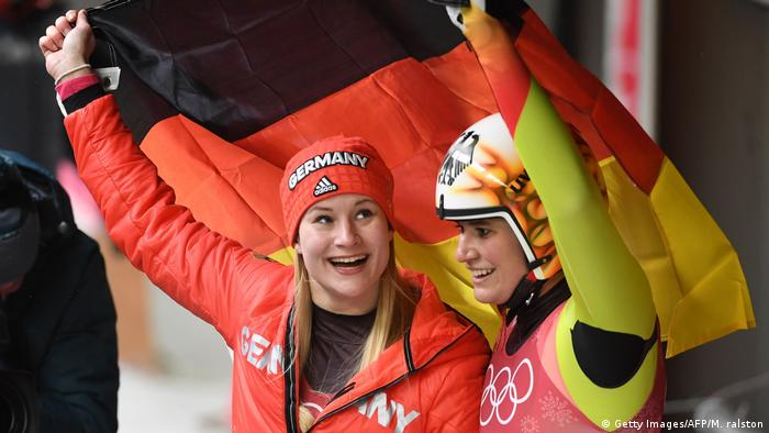 Pyeongchang 2018 Olympische Winterspiele Rodeln (Getty Images/AFP/M. ralston)