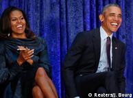 Мішель і Барак Обама