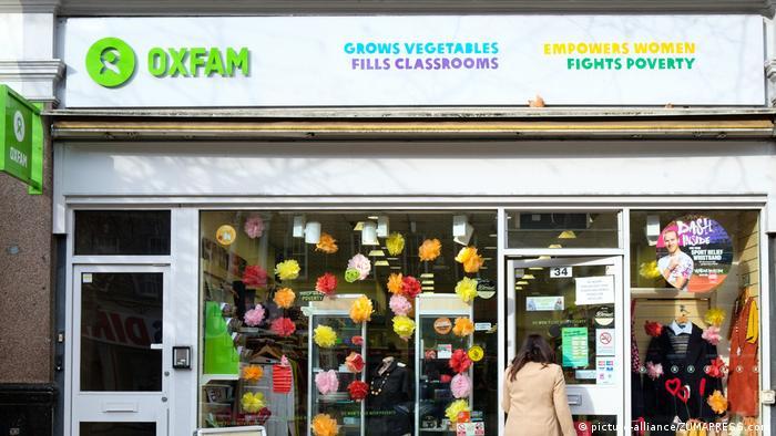 Oxfam Charity Store (Foto: picture-alliance/ZUMAPRESS.com)