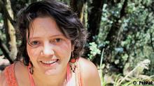 Lernerporträt Nataly aus Kolumbien