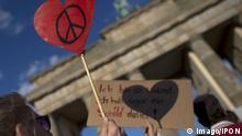 BG 60 Jahre Peace-Zeichen