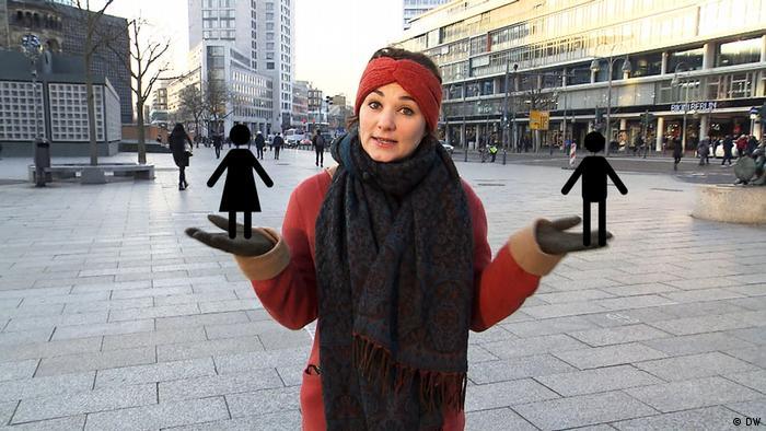 Symbolbild Frauenrechte Anne-Sophie Brändlin
