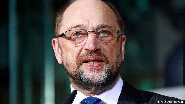 Martin Schulz announces his resignation as SPD head