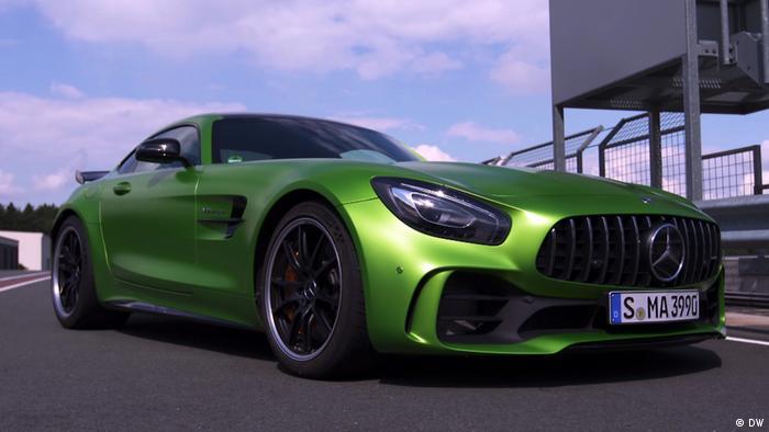 Mercedes AMG GT R (DW)