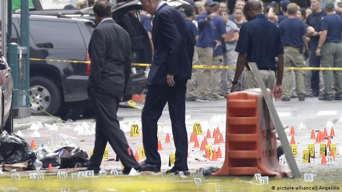 Bombenanschlag in Manhattan, Chelsea
