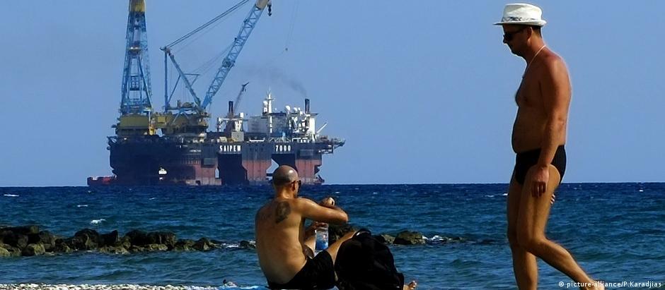 Ένταση στην Ανατολική Μεσόγειο