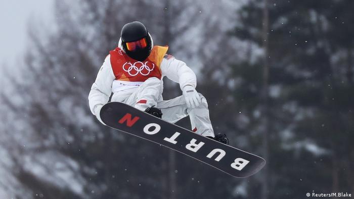 Pyeongchang 2018 Winter Olympics, Shaun White (Reuters/M.Blake)