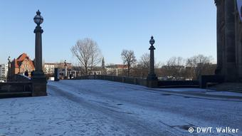 A Berlin bridge