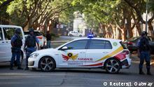 Südafrika Polizei durchsucht Anwesen von Präsident Zumas Günstlingen