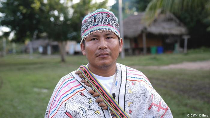 Global Ideas Peru Provinz Ucayali (DW/K. Döhne)