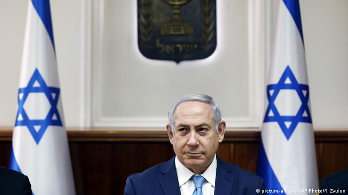 Benjamin Netanyahu (picture-alliance/AP Photo/R. Zvulun)