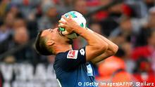 Deutschland Fußball Bundesliga Sandro Wagner