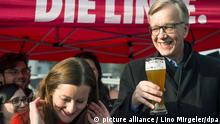 Bildergalerie Politischer Aschermittwoch - Die Linke
