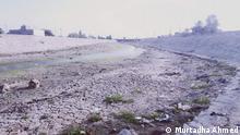 Auswirkungen der Trockenheit auf den Tigris