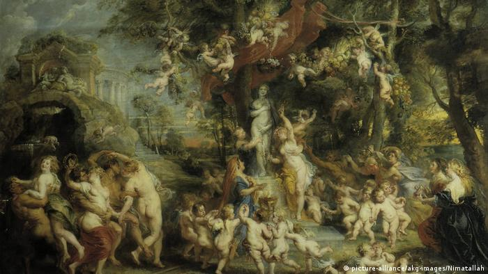 Peter Paul Rubens, Das Venusfest (picture-alliance/akg-images/Nimatallah)