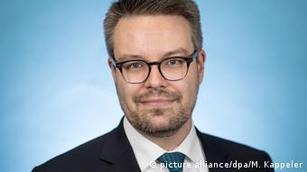 Deutschland Tobias Lindner | Die Grünen (picture alliance/dpa/M. Kappeler)