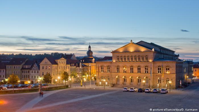 Landestheater Coburg (picture-alliance/dpa/D. Karmann)