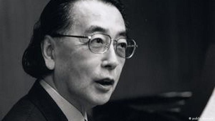 Komponist Toshi Ichiyanagi (public domain)