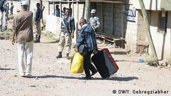 Äthiopien Kaliti Gefängnis