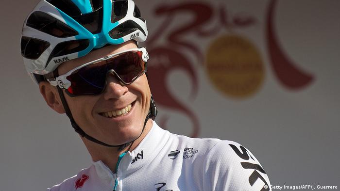 Spanien Ruta del Sol - Tour | Christopher Froome (Getty images/AFP/J. Guerrero)