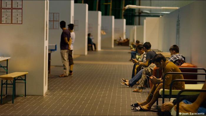 Cena de Aeroporto Central, de Karim Aïnouz