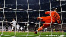 Championsleague Real Madrid vs Paris St Germain