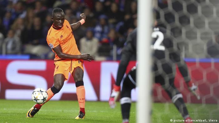 UEFA Champions League - FC Porto vs Liverpool