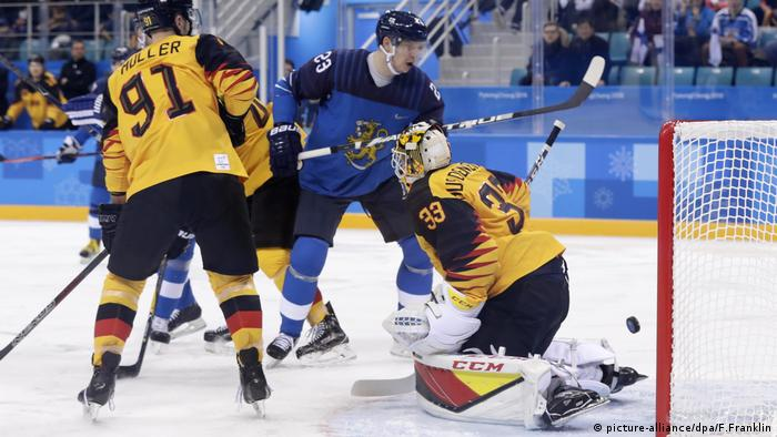 Pyeongchang 2018 - Eishockey (picture-alliance/dpa/F.Franklin)