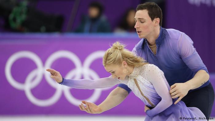 Dating skating pairs