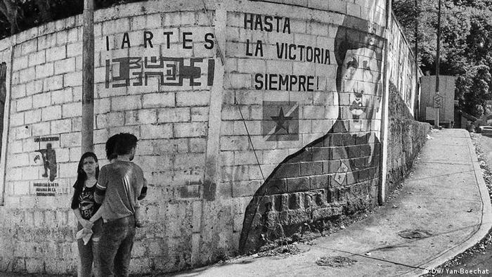 Stadtviertel 23 de Enero in Caracas