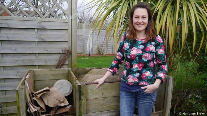 Großbritannien Umweltverschmutzung Kunststoff (Marianne Brown)