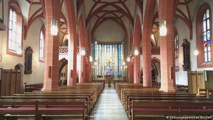 Pfarrkirche St. Oswald in Buchen