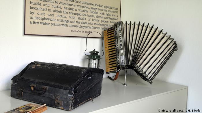 Aracataca - Geburtsort von Gabriel Garcia Marquez