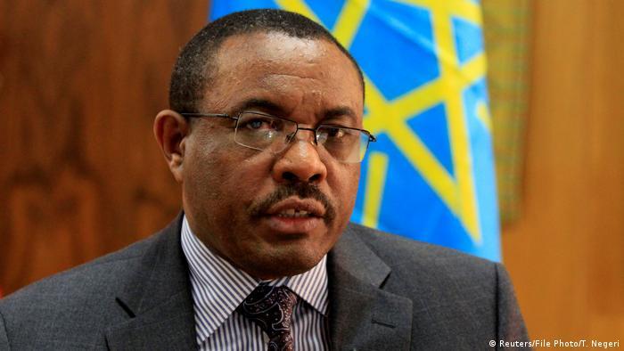 Ethiopian PM Hailemariam Desalegn resigns after mass unrest