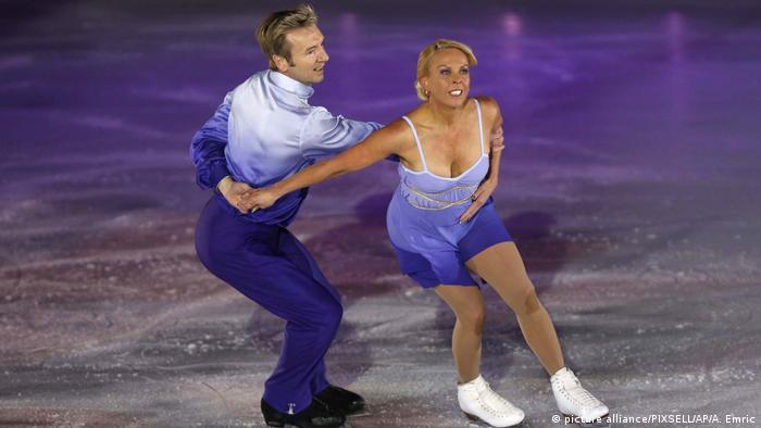 Kristofer Din i Džejn Torvil klizali su u Zetri i 2014, tačno 30 godina otkako su osvojili zlato na Olimspijskim igrama u Sarajevu