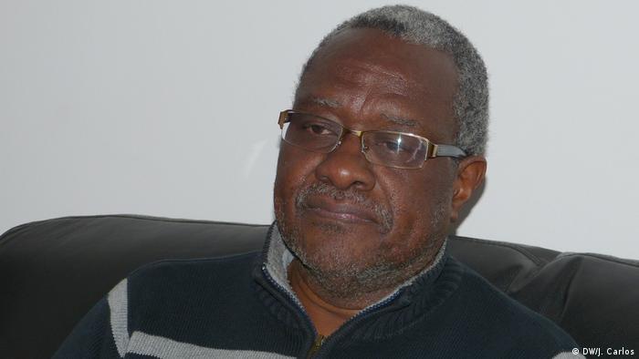 Carlos Vamain guineischer Jurist