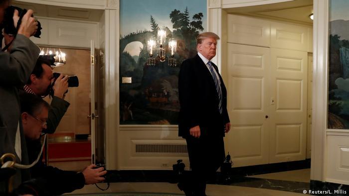 Presidente americano, Donald Trump