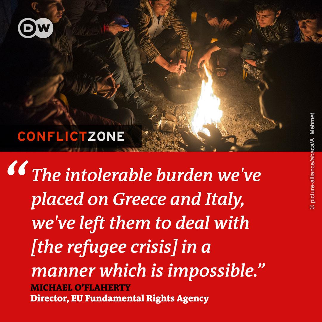 DW conflictzone - Intolerable Burden