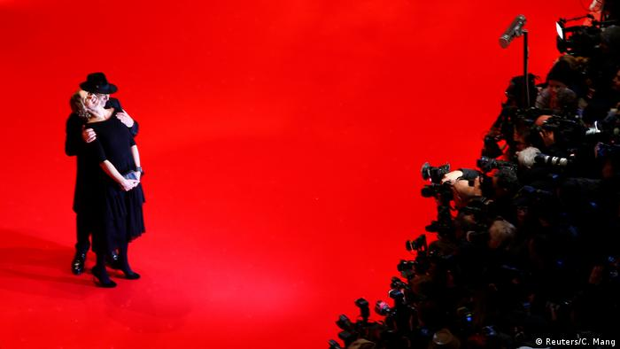 68. Berlinale – Eröffnung (Reuters/C. Mang)