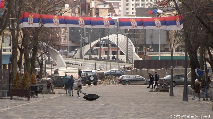 10 Jahre Kosovo Unabhängigkeit (DW/DW/Marjan Ognenovski)