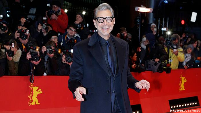 Jeff Goldblum at the 68th Berlinale (Reuters/A. Schmidt)