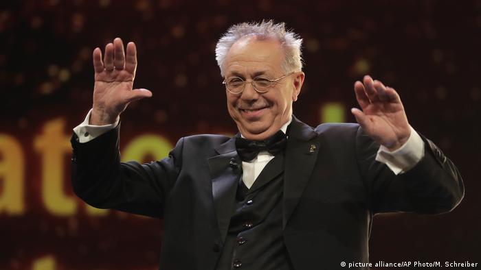 68. Berlinale – Eröffnung -Dieter Kosslick (picture alliance/AP Photo/M. Schreiber)