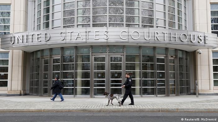 USA Prozess gegen El Chapo in New York
