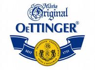 奥丁格啤酒商标