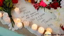 USA Trauer nach Schießerei in der Marjory Stoneman Douglas High School