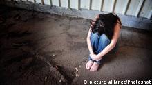 Symbolbild junges Mädchen Gewalt Vergewaltigung