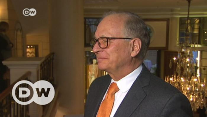 MSC 2018 DW Interview mit Woflgang Ischinger