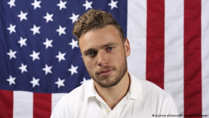 Gus Kenworthy (picture-alliance/AP Photo/R. Bowner)