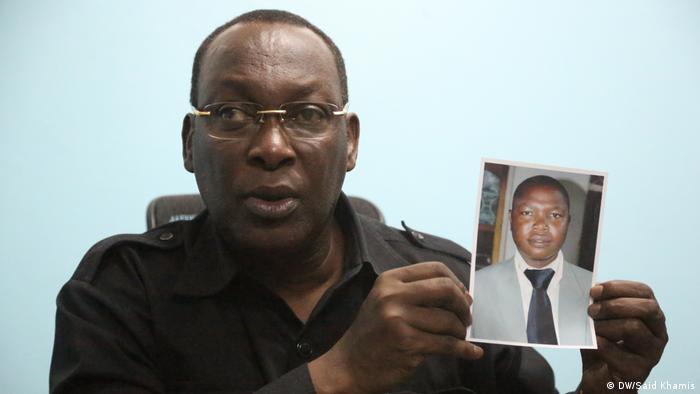 Freeman Mbowe (DW/Said Khamis)