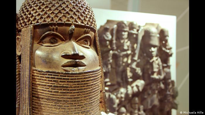 Raubkunst? Die Bronzen aus Benin Ausstellung Hamburg